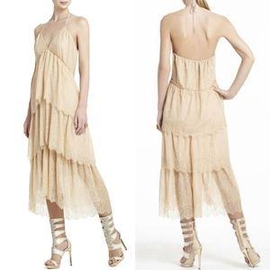 ⭐NWT⭐ BCBGMAXAZRIA - Kat Lace Tiered Dres